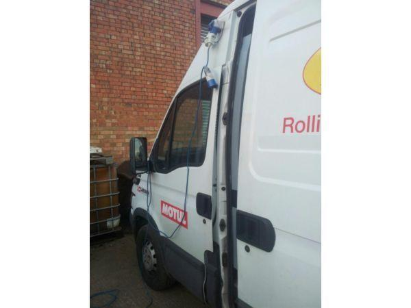 Iveco Daily 35 S12 LWB 2.3 HPI 05 plate, 12 months MOT, 5 months TAX (4m van) ready to drive away