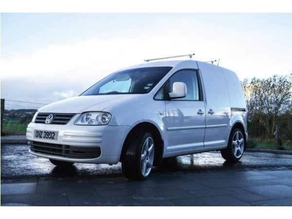 2006 VW Caddy 1.9 TDI £4900ono ***NO VAT - MOT to OCT 2014***