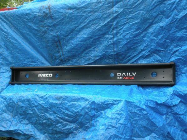 IVECO REAR BUMPER/LIGHTING BAR - new