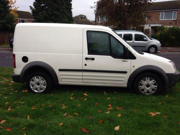 Ford Transit Connect L200 TD SWB 55 REG.....PX CONSIDERED