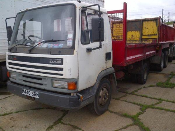 DAF FA 45.130 Tipper lorry Year: 1994