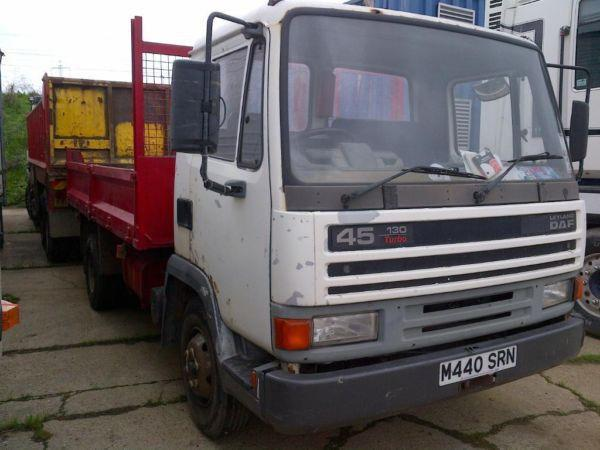 DAF FA 45.130 Tipper lorry Year: 1994