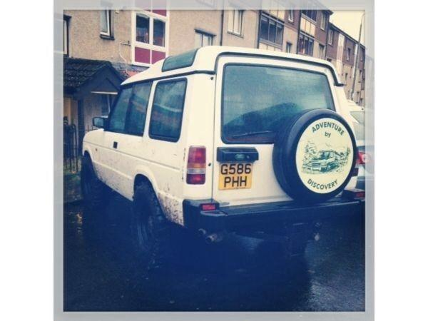 Land Rover Discovery v8 for swap