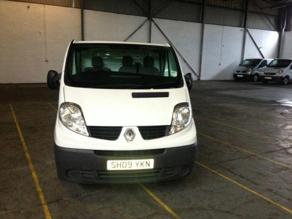 Renault Trafic 2009 Cheapest in UK Top Spec 115 bhp Electric Pack 12 Months Mot!! L@K TWO SIMILAR