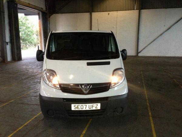 Vivaro 2007 Facelift Model July 14 Mot Fantastic Value