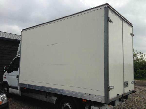 2007 RENAULT MASTER CCLL35dCi 120 Low Roof Box Van [18m3] Diesel