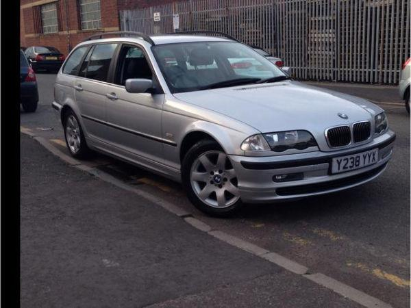BMW 3 SERIES 320i SE ESTATE 5dr 2.2 ALLOYS, LEATHERS, SPACIOUS