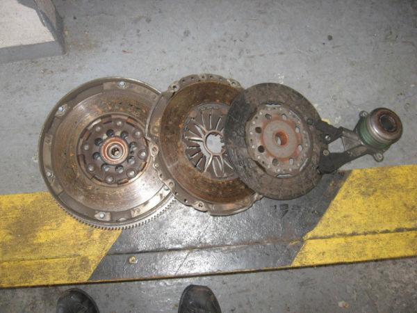 Mercedes Vito Clutch
