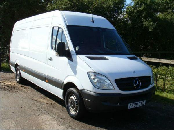 MERCEDES SPRINTER 311 CDI LWB HI-TOP TURBO DIESEL VAN
