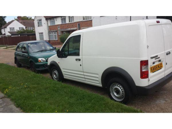 2006 FORD TRANSIT CONNECT T200 SWB VAN FOR SALE MOT N TAX LOW MILAGE