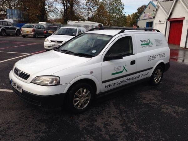Vauxhall Astra Van Reliable and Cheap