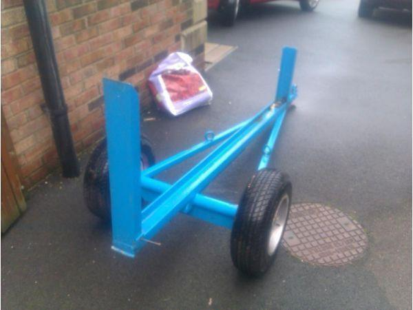 motor bike trailer pit bike scrambler
