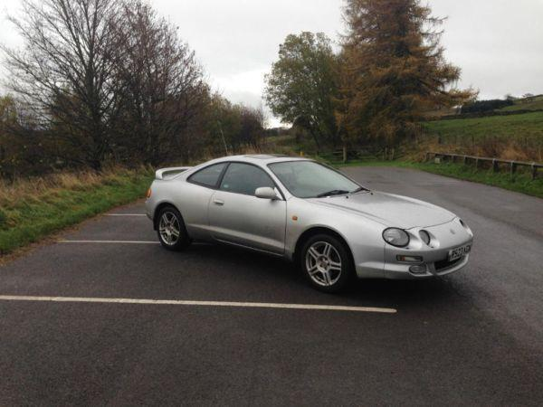 toyota celica 1.8 st tax tested ready to go