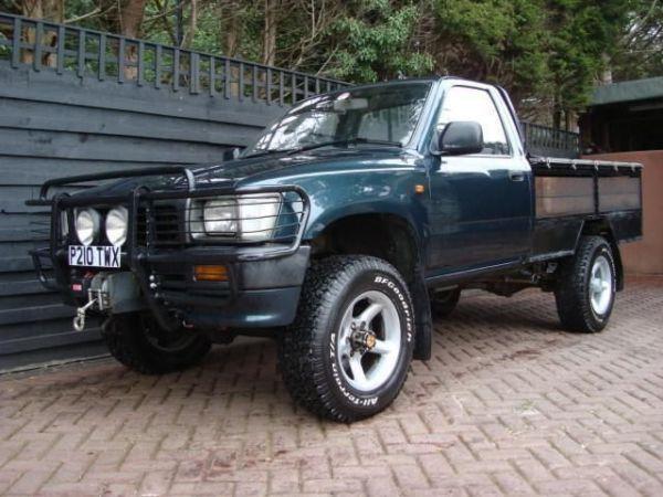 1996 TOYOTA HI LUX 4X4