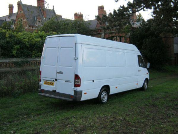 Mercedes sprinter 311 CDI LWB, NO VAT