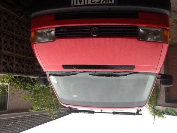 Volkswagen Transporter T4.