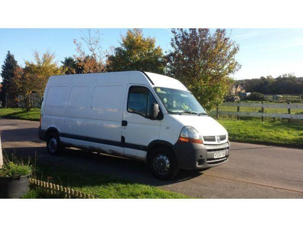 Renault Master Quick Sale Great Price