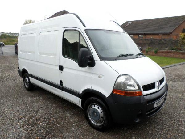 2005 Renault Master 2.5 DCi 120 MWB Panel Van ** NO VAT **