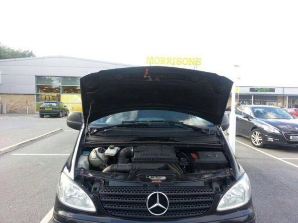 Mercedes-Benz Vito extra short wheel base
