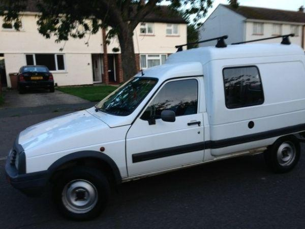 CITROEN C15 1.9D Champ 600 Van (55MPG)