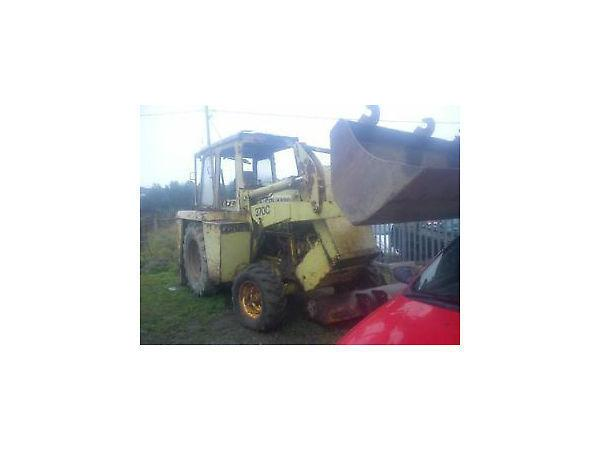 1979 HYMAC DIGGER RUBBER WHEEL (PLANT,COMMERCIAL,TRUCK,JCB,TRACTOR,EXCAVATOR)