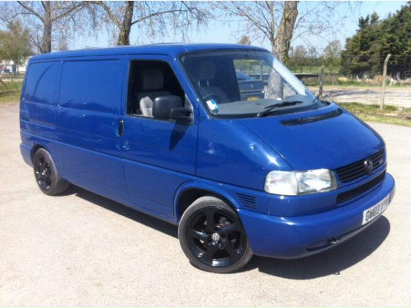VW TRANSPORTER X 888 SPECIAL T4