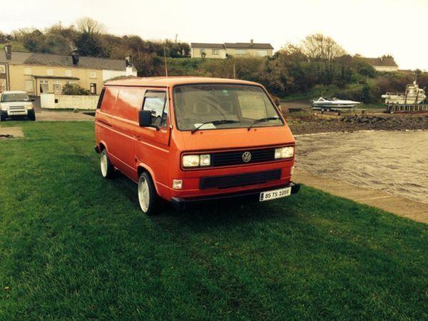Vw transporter t25 surf van/dayvan/camper