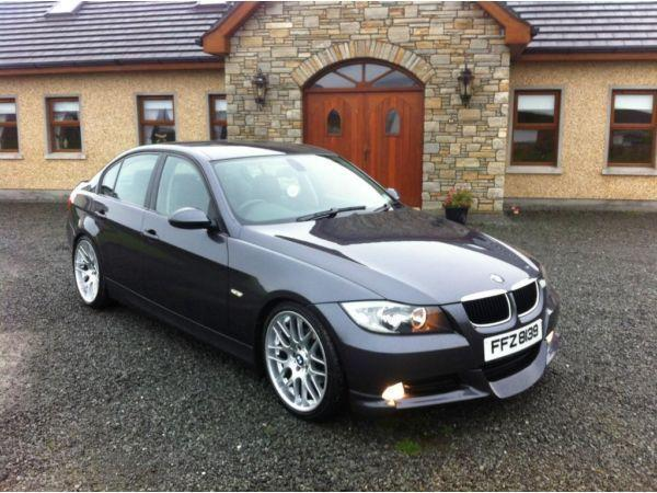 BMW 320D SE, 2005, M-SPORT KIT, CSL ALLOYS, LOWERED, LEATHER, BEAUTIFUL EXAMPLE, MUST BE SEEN