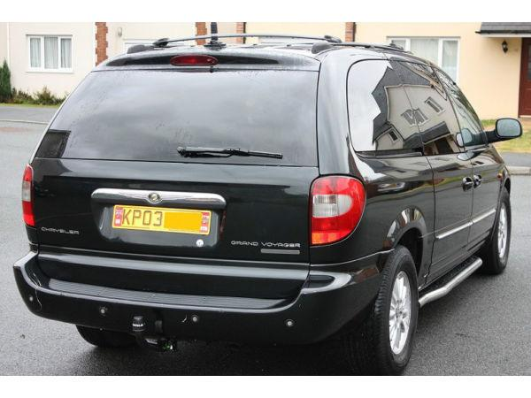 CHRYSLER GRAND VOYAGER DIESEL 2.5 CRD MANUALL