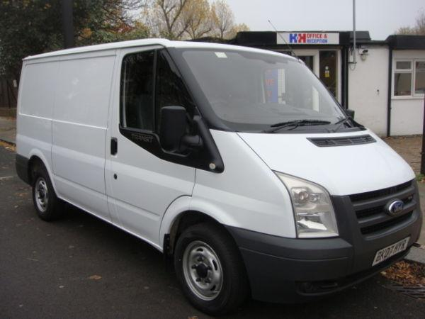 Ford Transit 280 Short Wheel Base 2007 Very Clean Van! Fully Valeted, Fully Serviced, ROAD TAX & MOT