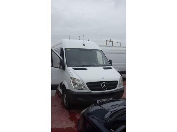 MERCEDES-BENZ SPRINTER 3.5t High Roof Van Diesel