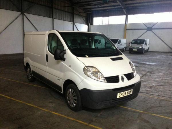 Vauxhall Vivaro 2009 Cheapest in UK Top Spec 115 bhp Electric Pack 12 Months Mot!! L@K