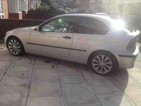 2002 MY LOVELY BMW 316 TI COMPACK LOW MILEAGE HPI CLEAR