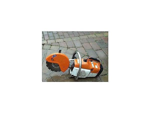 stihl saw ts 400 fully working 5. £200