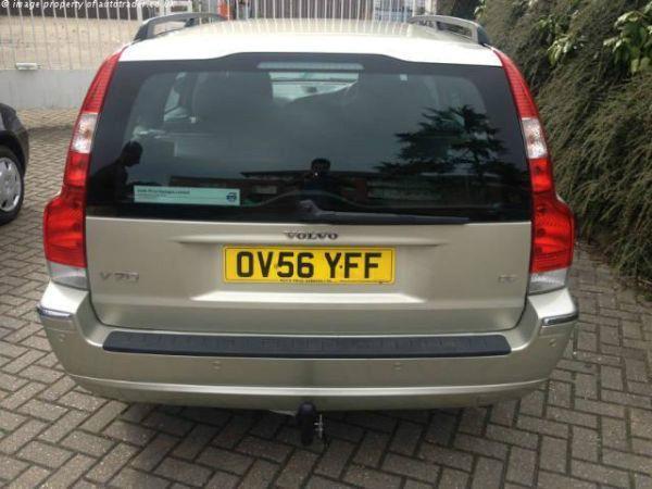 2006 AUTOMATIC DIESEL Volvo V70 D5 SE 5dr Geartronic [185] Estate 2.4 FREE LONG WARRANTY. 1 YEAR MOT