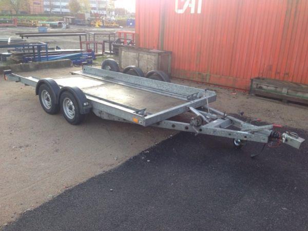 Car Transporter Trailer Hire Scotland