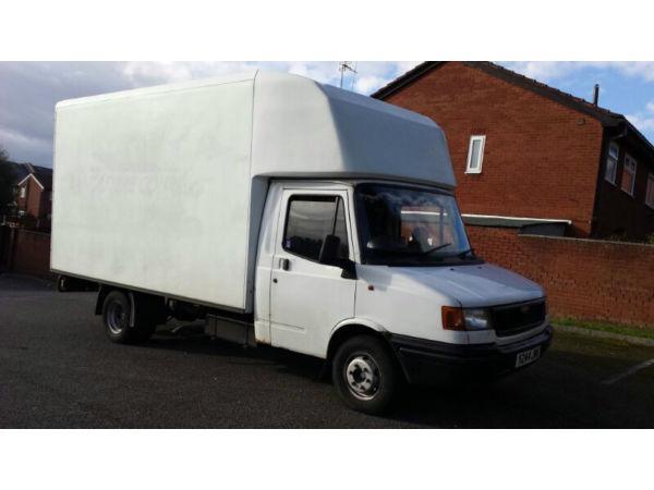 2001 LDV Convoy Luton Box Van D Diesel Mot/ Taxed Ready For Work TRANSIT ENGINE