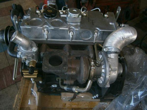 PERKINS 400 SERIES 2.2 TURBO 4 CYLIDER DIESEL ENGINE UNUSED