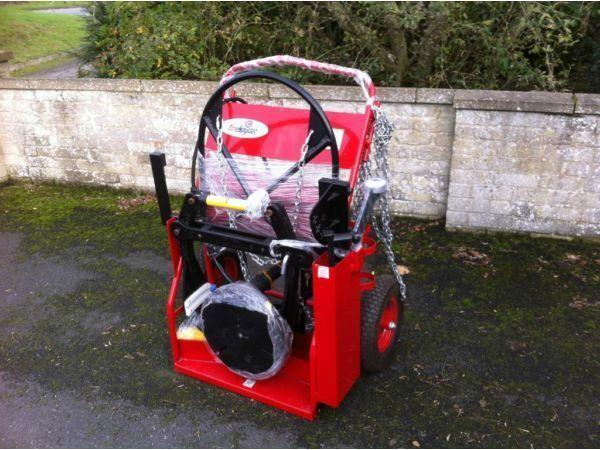 Tire Spyder Commercial Mobile Tyre Changer