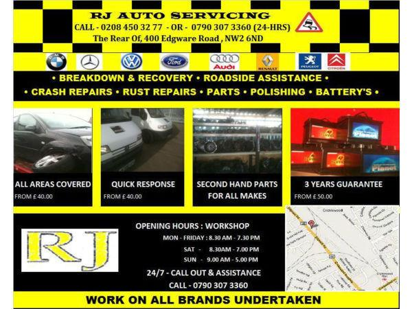 FORD TRANSIT INTERCOOLER, TURBO,INJECTORS,STARTER MOTOR... CALL - 0208 450 32 77