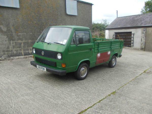 FOR SALE: Volkswagon Transporter Pick Up
