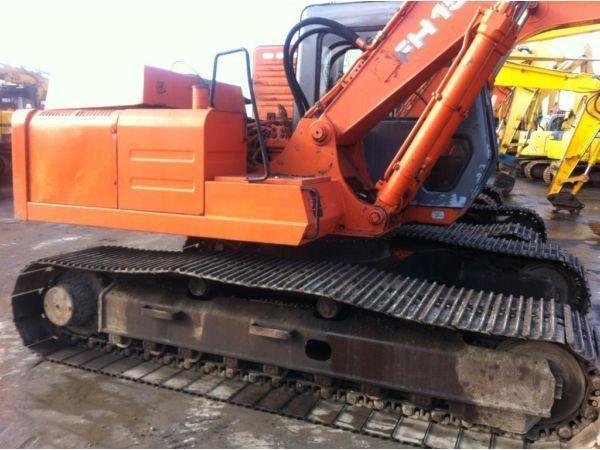 HITACHI FH150 LC DIGGER/EXCAVATOR GOOD UNDERCARRIAGE TIDY MACHINE