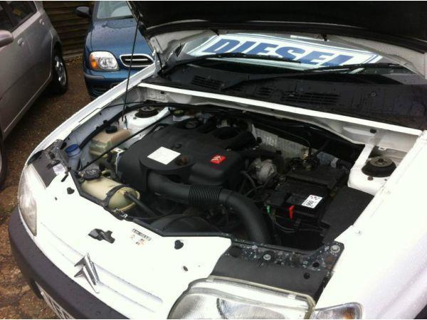 CITROEN BERLINGO/PEUGEOT PARTNER 1.9 DIESEL ENGINE ONLY 140000 MILES, FAUTLESS, CAN BE HEARD RUNNING