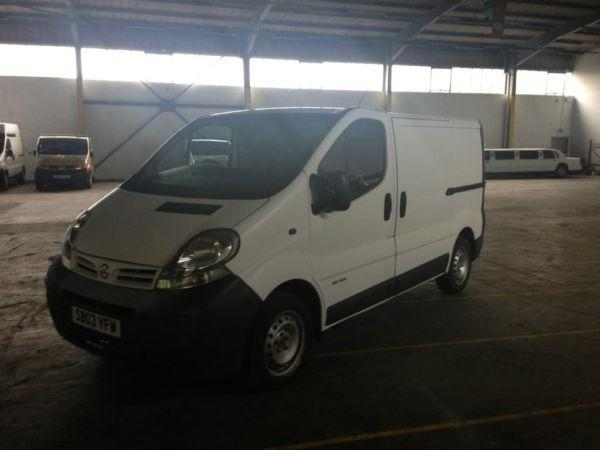 Nissan Primastar Top SE Electric Spec Van Ready To Go..not trafic vivaro
