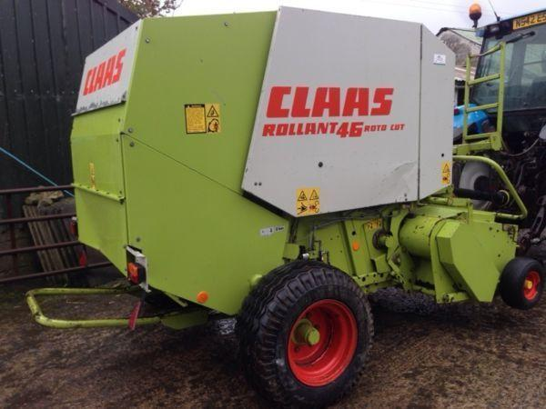 Claas 46 rotocut