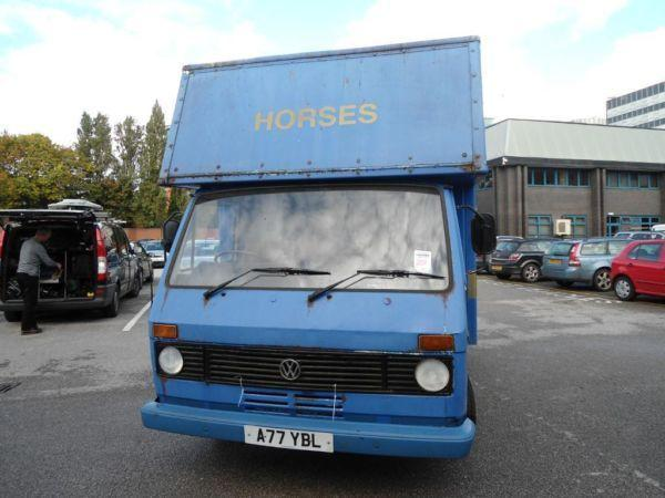 VW LT 35 Horse Box