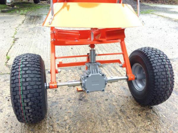 Agrex Salt Spreader 50Kgs