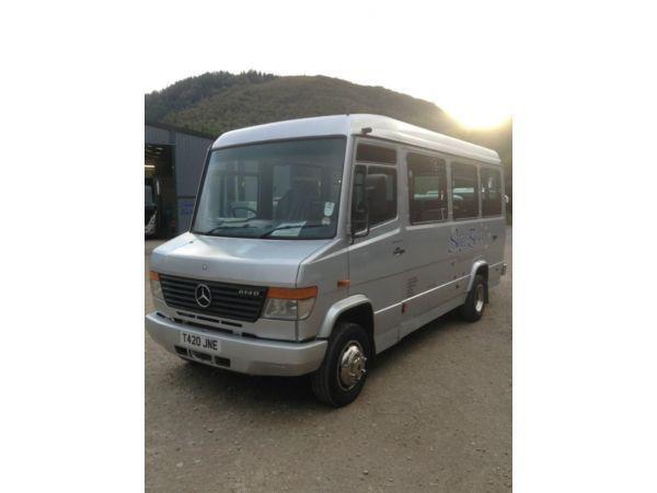Mercedes Minibus 614 Vario 4250cc