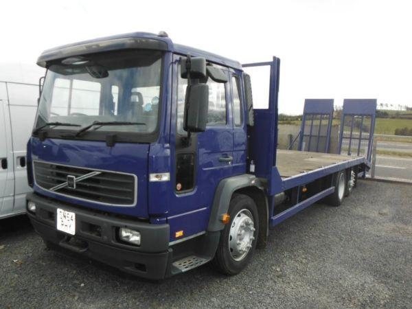 05 VOLVO FL6-220 6 WHEEL BEAVERTAIL PLANT LORRY 150000 MILES . VERY CLEAN THROUGH OUT .