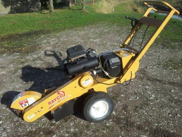 Rayco Stump Grinder (25hp) Kohler Engine